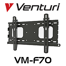 EzyMount VM-F70 Fixed Wall Bracket (TV Size 26'-46')