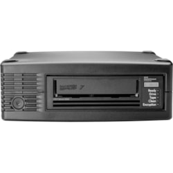 HP StoreEver LTO-7 Tape Drive - 6 TB (Native)/15 TB (Compressed)