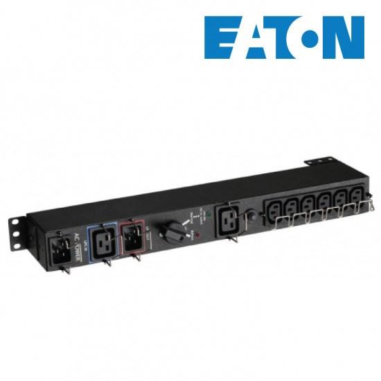Eaton Evolution HotSwap Maintenance Bypass, 16A, Iec Outlets