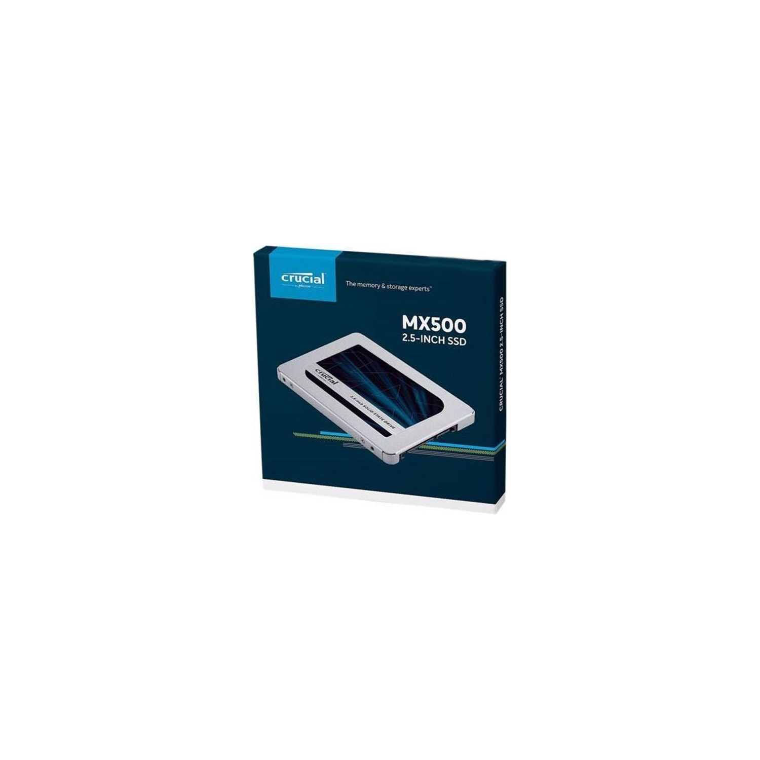 Buy Micron Crucial MX500 250GB 3D Nand Sata 6Gbps 2 5