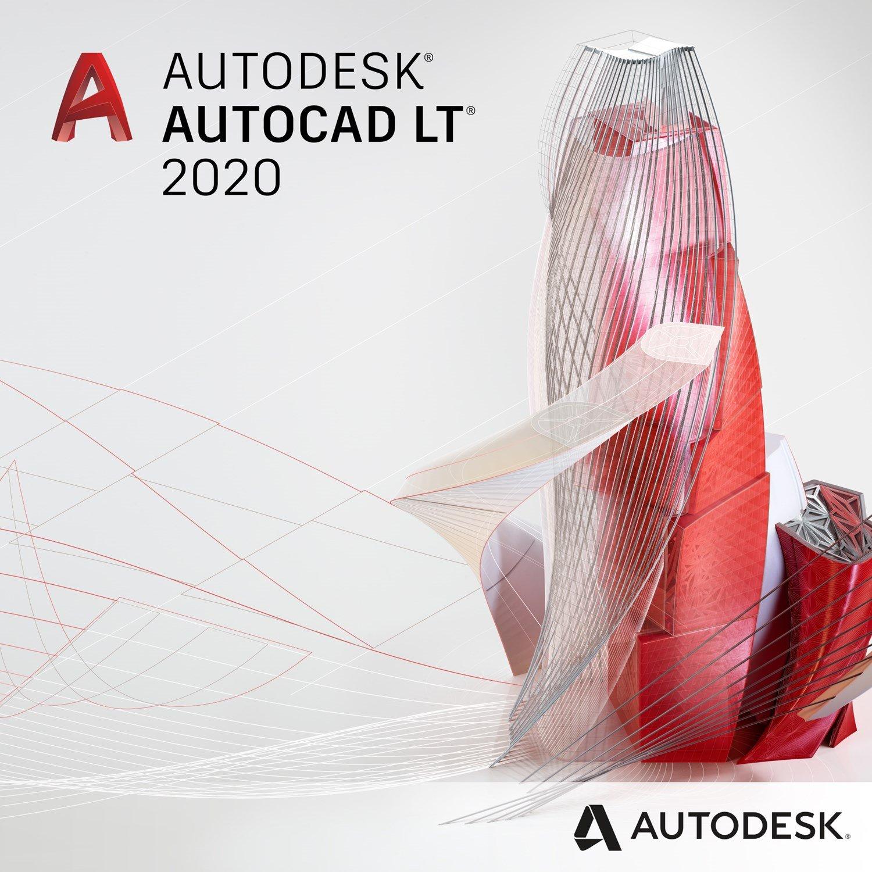 Autodesk AutoCAD LT - Subscription (Renewal) - 1 Seat, 1 User - 1 Year