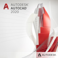 Autodesk AutoCAD Including Specialized Toolsets - Single User - 1 Year