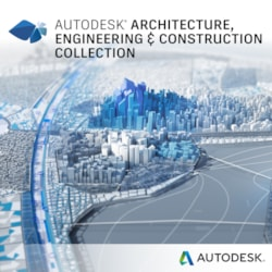 Autodesk Architecture, Engineering & Construction Collection + Advanced Support - Subscription (Renewal) - 1 Seat - 3 Year