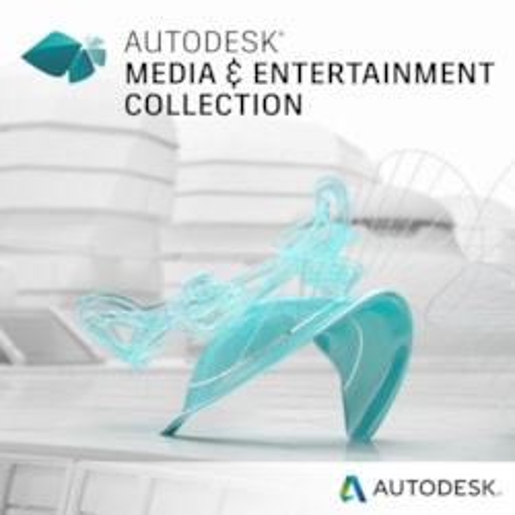Autodesk Media & Entertainment Collection - Single User 1 Seat - 1 Year