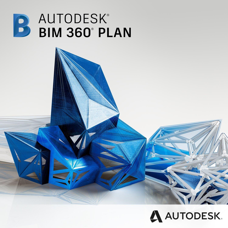 Autodesk BIM 360 Plan - Single User 1 Pack - 1 Year