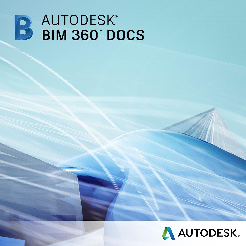 Autodesk BIM 360 Docs - Single User 1 Pack - 1 Year