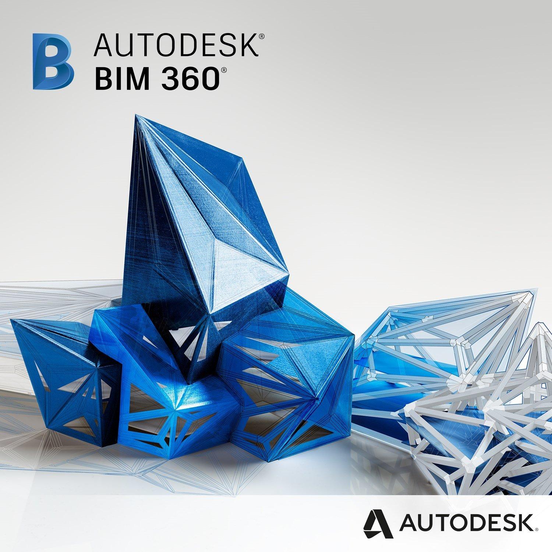 Autodesk BIM 360 Cost - 1 User, 1 License - 3 Year