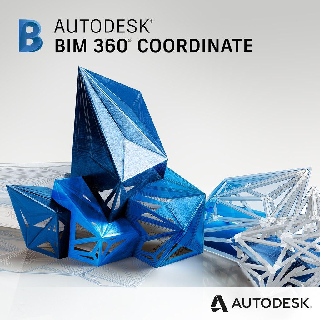 Autodesk BIM 360 Coordinate - Subscription - 1 User - 1 Year