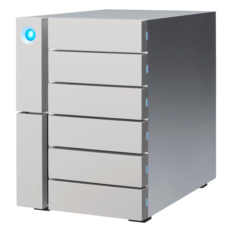 LaCie 6big STFK48000400 6 x Total Bays DAS Storage System - External