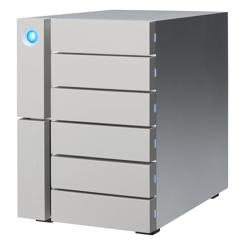 LaCie 6big STFK60000400 6 x Total Bays DAS Storage System - External