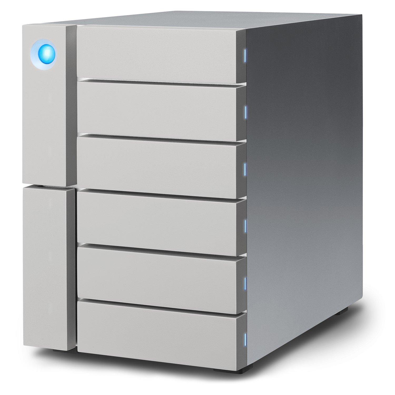 LaCie 6big STFK12000400 6 x Total Bays DAS Storage System - Desktop