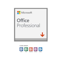 Microsoft Office 2019 Pro for Windows 10 - Licence