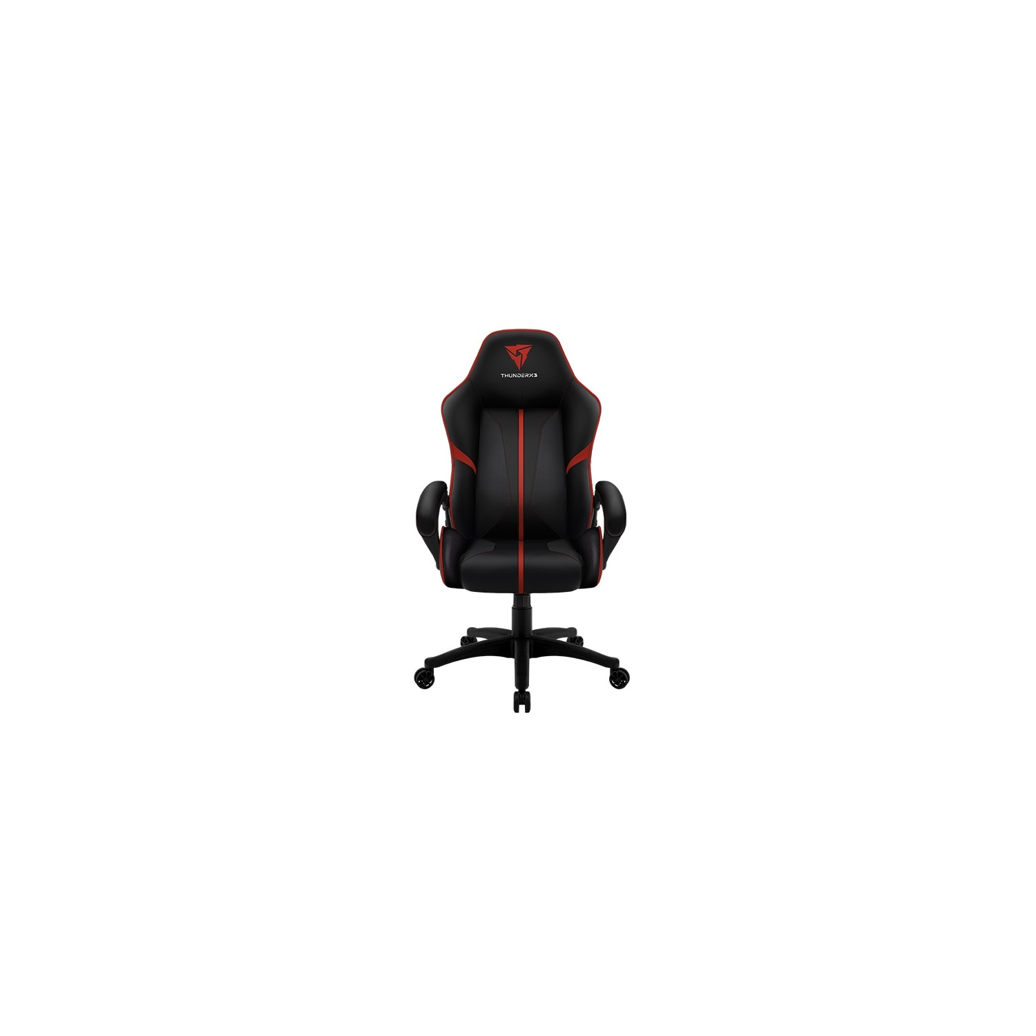 Awesome Thunderx3 Bc1 Series Gaming Chair Black Red Pdpeps Interior Chair Design Pdpepsorg