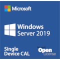 Microsoft Windows Server 2019 - License - 1 Device CAL