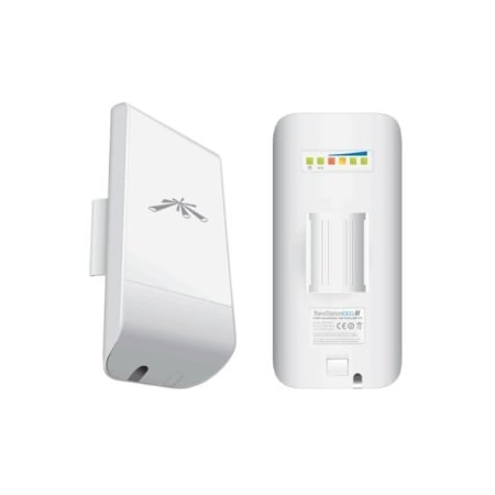 Ubiquiti airMAX Nanostation Loco M 2.4GHz Indoor/Outdoor Cpe - Point-to-Multipoint(PtMP) Application