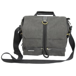 Promate 'xPlore-M' Contemporary DSLR Camera Bag/Adjustable Storage/Water Resistant Cover- Medium
