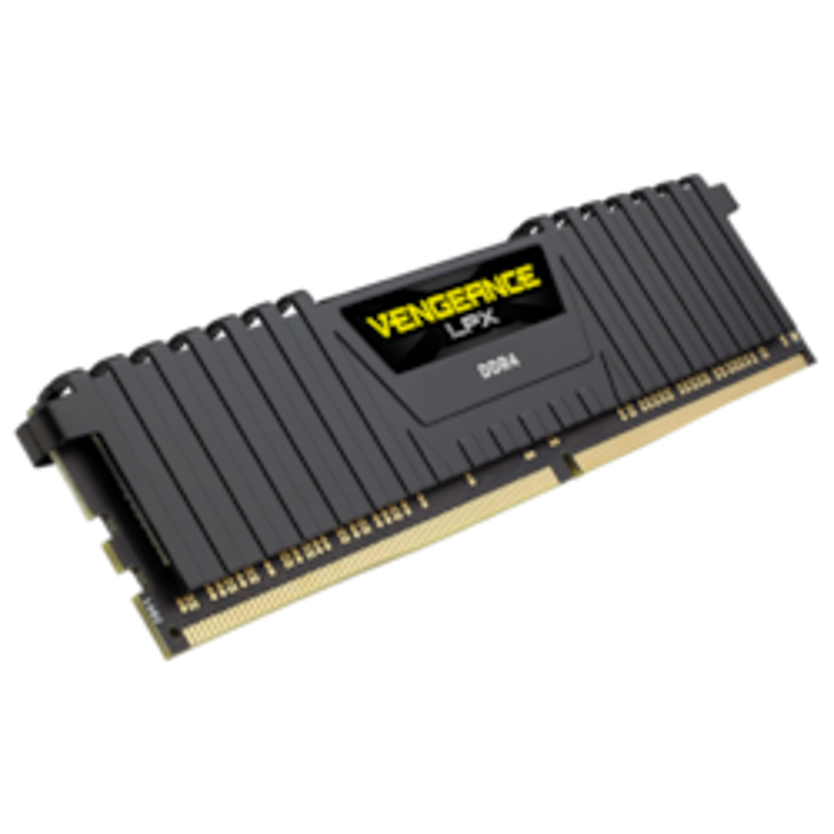 Corsair Vengeance LPX 32GB (1x32GB) DDR4 3000MHz C16 15-15-15-36 1.2V XMP 2.0 Desktop Gaming Memory Black