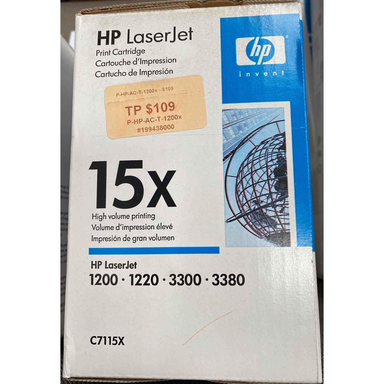 HP LaserJet - C7115X