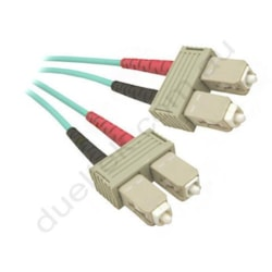 SC OM3 Duplex Patch Lead 1M