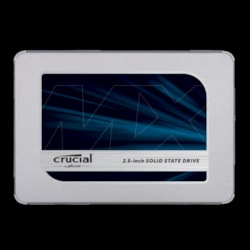 "Micron MX500 250 GB Solid State Drive - 2.5"" Internal - SATA (SATA/600)"