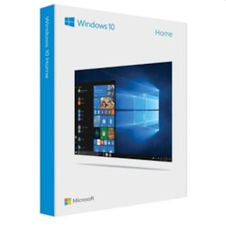 Microsoft Windows 10 Home 32/64-bit Creators Update - Box Pack - 1 Licence