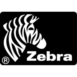 Zebra Ribbon - Black