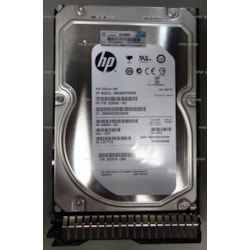 "HPE 146 GB Hard Drive - 2.5"" Internal - SAS (6Gb/s SAS)"