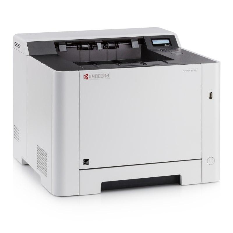 Kyocera P5021CDN 21PPM Colour Laser Printer With Ethernet