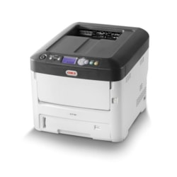 Oki C712DN Colour A4 34 - 36PPM Network PCL Duplex 630 Sheet +Options Printer Oki Consumables Price Rise Eff 01Dec19
