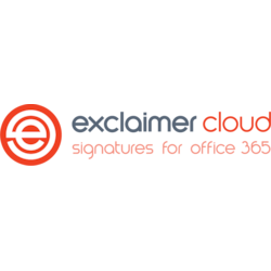 Exclaimer Signature Manager for Exchange - Support & Maintenance for 1 Year per User