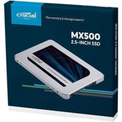 "Crucial MX500 500 GB Solid State Drive - 2.5"" Internal - SATA (SATA/600)"