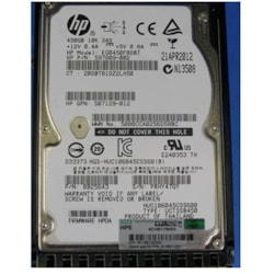 "HPE 450 GB Hard Drive - 2.5"" Internal - SAS (6Gb/s SAS)"