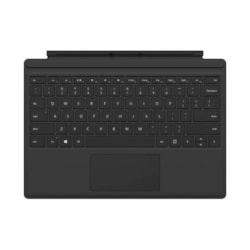 Microsoft Surface Pro Keyboard Type Cover - Black - Supported Platforms: Surface Pro 3, 4, 5 ,6, - Interface: Magnetic - 2 Years Limited Warranty