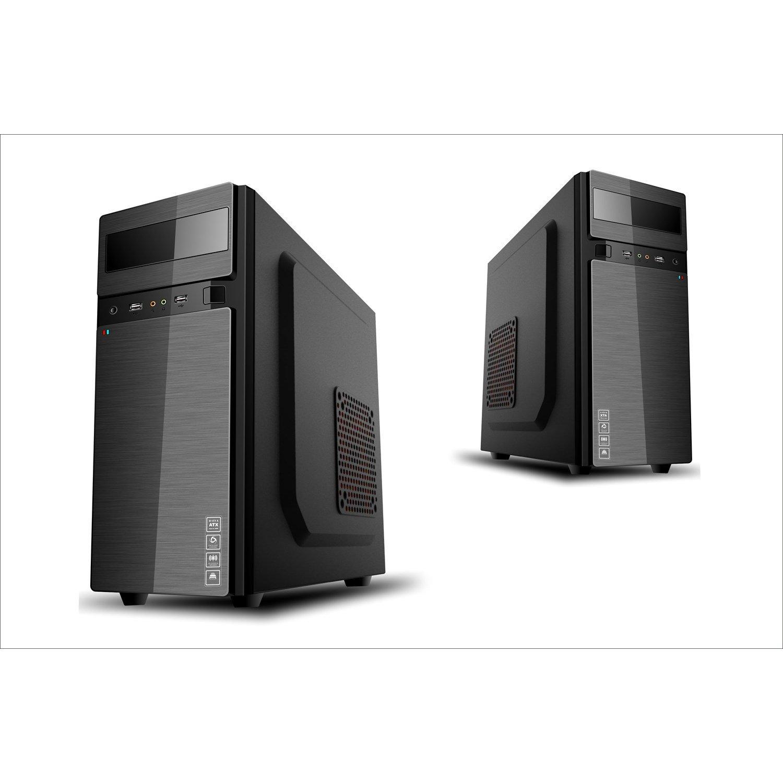 Casecom TZ-39 Atx W/550W Psu 1X USB3.0+1xUSB2.0, HD Audio