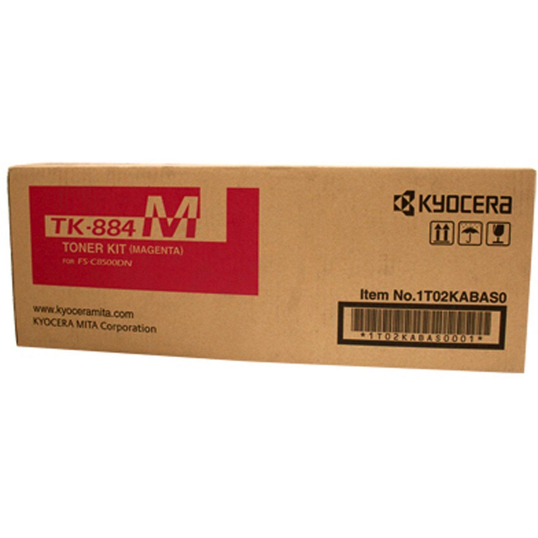 Kyocera TK-884M Original Toner Cartridge - Magenta