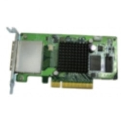 Qnap Dual-Wide-Port Storage Expansion Card, Sas 6Gbps, For A01 Series Rack Mount Models