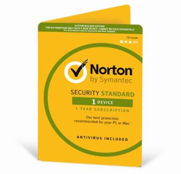 Norton Security Standard 3.0 Au 1
