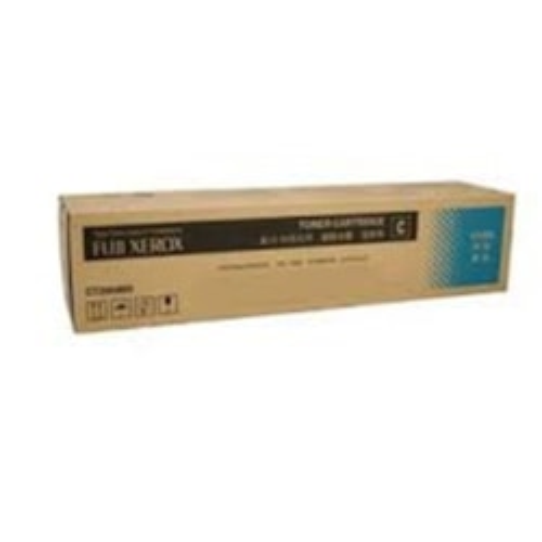 Fuji Xerox Original Toner Cartridge - Cyan