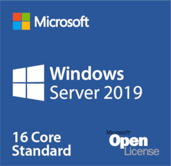 Microsoft Windows Server 2019 Standard - Licence - 16 Core - Volume