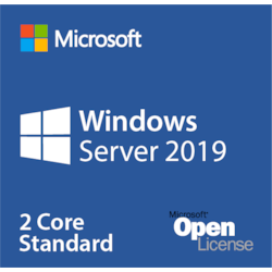 Microsoft Windows Server 2019 Standard - Licence - 2 Core - Volume