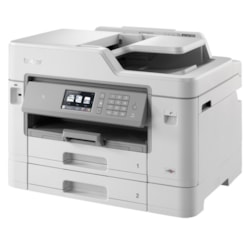 Brother J6930DW Professional Inkjet Multi-Function With A3 Printing Capability, Wireless Networking And Fax