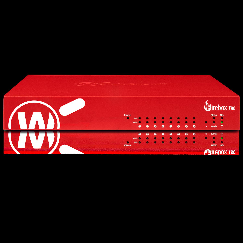 WatchGuard Firebox T80 MSSP Appliance (Au)
