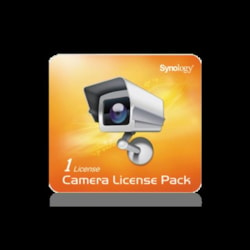Synology Camera License (1 Surveillance Camera)