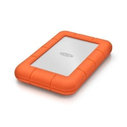 "Lacie Rugged Mini 2.5"" 4FT Drop Resistant 2TB Usb3.0, 2YR"