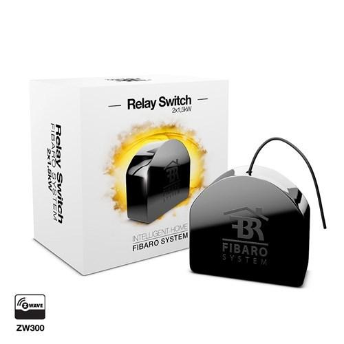 Fibaro 2X 1.5KW Relay Switch