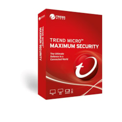 Trend Micro TM Max Security (1-5 Devices) 12MTH