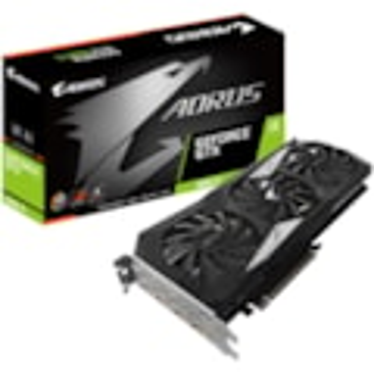Gigabyte GF GTX 1660 Ti PCIe X16, 6GB GDDR6, 3xDP, 1xHDMI, Aorus, 3YR WTY