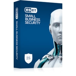 Eset Small Business Pack 5-5 Endpoints, 5 Android Devices, 1 File Server, 8 Mailboxes, 2Y Keys Only