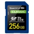 Team Classic SD Memory Card - 256GB