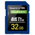 Team Classic SD Memory Card -32 GB